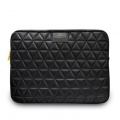 """GUCS13QLBK Guess Quilted Obal pro Notebook 13"""" Black"""